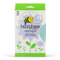 Bizzybee Cloths 3 Pack Microfibre
