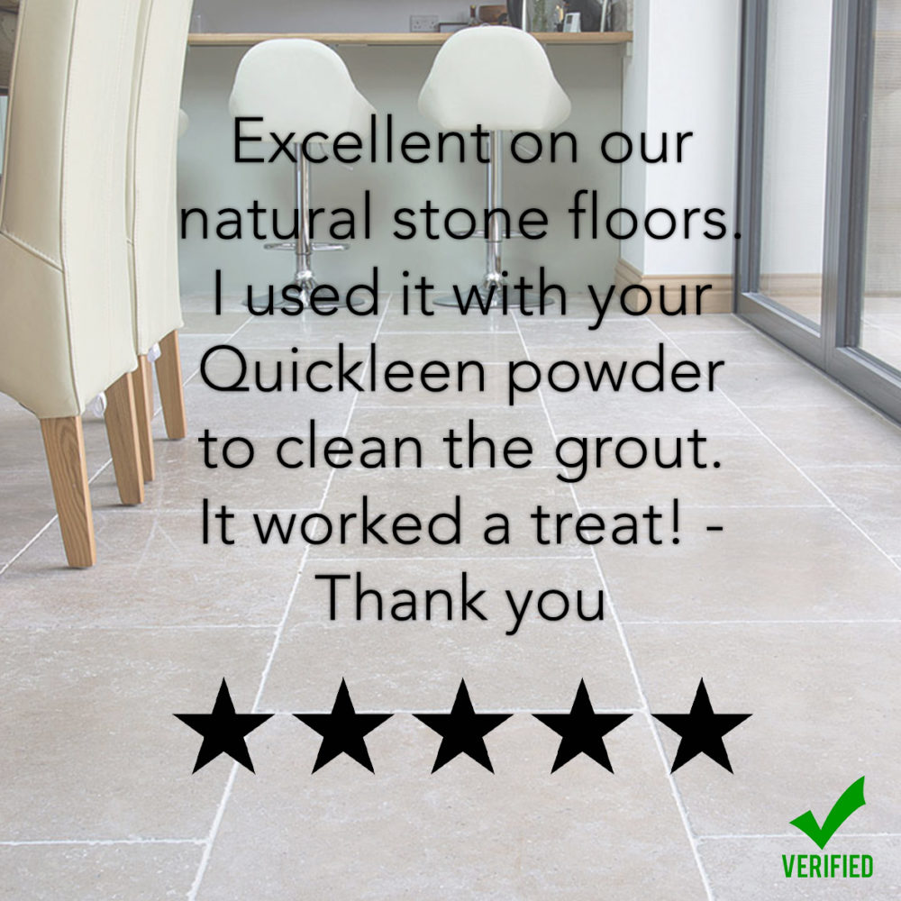 Quean Clean Stone Floor Cleaner Review