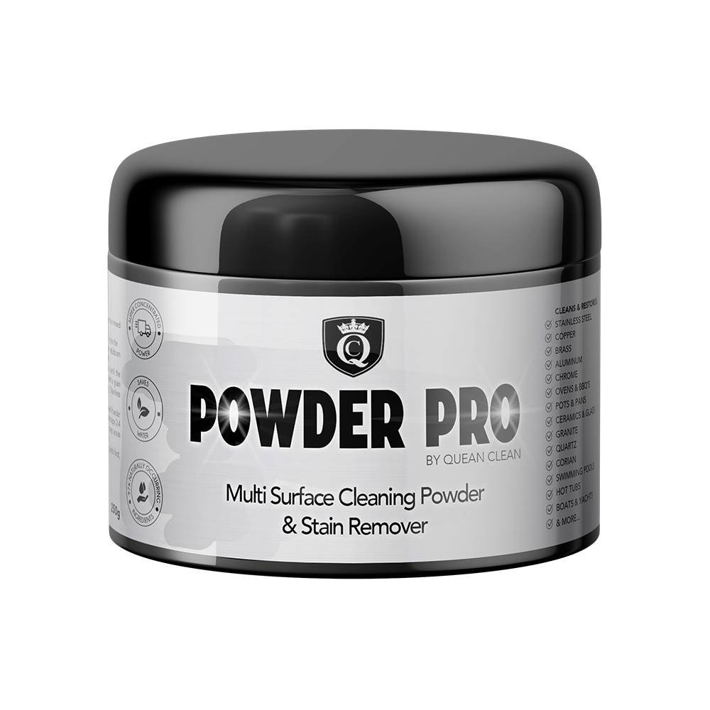 Quean Clean Powder Pro Multi Surface Cleaning Powder & Stain Remover
